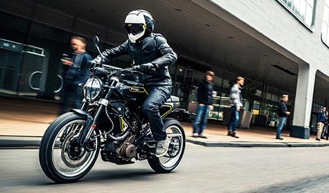 موتور سیکلت بدون گواهینامه