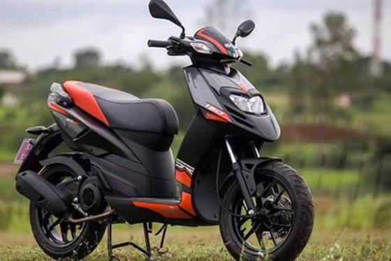 موتور سیکلت APRILIA مناسب برای شهر